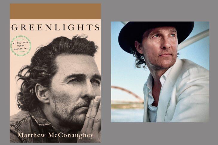 Event graphic Matthew McConaughey
