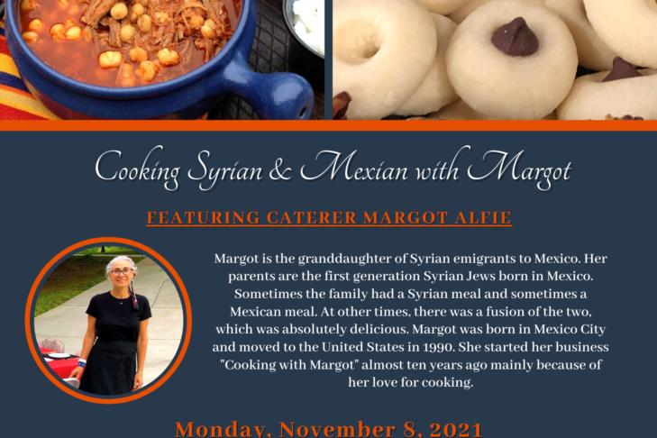 Ketura Cooking Nov. 2021