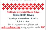 TBT Blood Drive