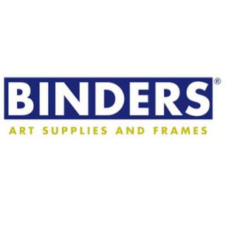 Binders Art Supplies & Frames